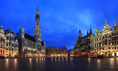 Grand-Place of Brussels (jbarry5) Tags: grandplace grotemarkt brussels grandplacebrussels grandplaceofbrussels belgium travelphotography travel