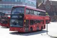 GAL DOE8 @ West Croydon bus station (ianjpoole) Tags: goahead london general alexander dennis optare olympus lx58cww doe8 working route 154 west croydon bus station morden