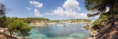 _MG_7055-Pano.jpg (felipehuelvaphoto) Tags: autostich mar caladelmago panoramica stiched illesbalears azul agua trees baleares spain arboles nubes sea paisaje clouds pano