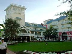 BoardWalk Villas (moacirdsp) Tags: boardwalk villas disneys walt disney world florida usa 2001