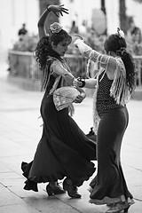 Flamenco de Sevilla (Jtofs85) Tags: a99m2 70200 f28 flickrtravelaward sony sonyflickraward gmaster blackandwhite bw nb natural sevilla spain flamenco artist