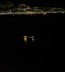 There's A Ship Lies Rigged And Ready In The Harbor... (f/ames) Tags: thunderbay ontario canada ship nighttime nightscape nightlights lakesuperior lights canon5d mkii