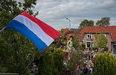 The Giantys of Royal de Luxe in Leeuwarden