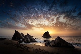 Adraga Beach Sintra Portugal