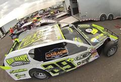 Ryan Kereluk (chearn73) Tags: ryankereluck modified racing dirttrack gopro fisheye car winnipeg manitoba canada