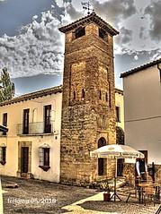 Ronda 22 (ferlomu) Tags: ferlomu málaga plaza pueblo ronda torre