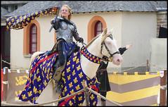 610 medieval (cbibi35) Tags: pixelbreizh medieval fete musique cheval bretagne bzh breizh bateau