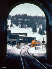 D&RGW Ski Train at Winter Park (thechief500) Tags: drgw railroads
