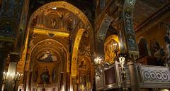Palatine Chapel (lionel.lacour) Tags: palermo sicily italia c1 d610