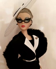 The gorgeous Miss Marshall. (Lukas_Von_Incher) Tags: gene marshall doll ashton drake glamour