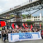 Rassemblement contre la politique d'asile inhumaine de l'Italie thumbnail