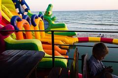 . (Joanna Mrowka) Tags: street streetphotography travelphotography travel black sea ngc zaliznyi port ukraine