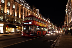 Oxford Street (-savoche-) Tags: dailyinseptember oxfordstreet bus doubledecker