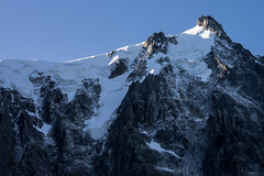 Summer walk in the alps (isoexperiment.com) Tags: alps plan de l aiguille summer montain hicking