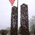 World Trade Center: Sculpture of Steel - Oak Ridge, TN thumbnail