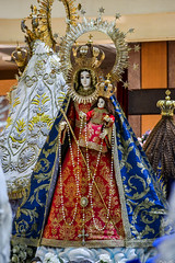 Nuestra Señora del Santisimo Rosario (Fritz, MD) Tags: salvereginagrandmarianexhibit2018 cofradiadeloshijosdemaria marianexhibit grandmarianexhibit nuestraseñoradelsantisimorosario ourladyofthemostholyrosary inangkabanalbanalangrosaryo birhenngsantorosaryo