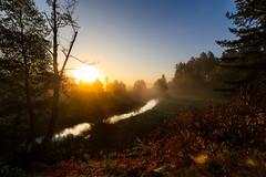 Wieprz River, Zwierzyniec, Roztocze, Poland (daniel.starczewski73) Tags: canon5d canon1635 16354 5dmarkiv poland roztocze zwierzyniec lublin