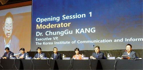 4th – Seoul, Coréia, 5G Forum, 22-23 de novembro de 2017 - 2
