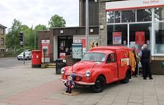 Morris Minor Van (KPE 900K) - Royal Mail (Epsom) (Ray's Photo Collection) Tags: van faversham morris minor eaststreet postoffice royalmail epsom kent england uk car cars show vehicles kpe900k