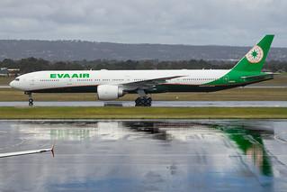 Air New Zealand B777-300ER ZK-OKT (Leased from EVA Air)