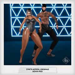 Sync'D Motion__Originals - Down (Mili Miklos (Inventory Mess Blog/Mili Mix)) Tags: equal10 syncdmotion