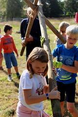 de juiste plaats (regionaal landschap Schelde-Durme) Tags: waasmunster kinderen pdpo lia natuurbeleving hooiland speelnatuur landschap landbouw biodiversiteit samenwerken