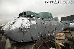 Ex Australian Navy Sea King Mk.50 helicopters