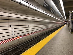 96th Street Subway Station Platform