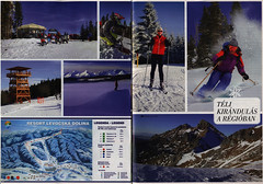 Tatry Spis Pieniny - Turistakalauz a régión keresztül; 2016_5, Presovsky Kraj, Tatry, Slovakia  (hungarian language) (World Travel Library - collectorism) Tags: tatry spis pieniny 2017 guide winter snow ski mosaik tatra presovskykraj slovakia slovenska brochure world travel library collection holidays tourism touristik touristische trip vacation papers prospekt catalogue katalog photos photo photography picture image collectible collectors sammlung recueil collezione assortimento colección ads gallery galeria documents dokument broschyr esite catálogo folheto folleto брошюра broşür