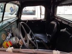 1973 Jord Cherokee interior (dave_7) Tags: 1973 jord cherokee truck ratrod custom
