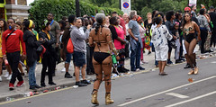 DSC_7573a (photographer695) Tags: notting hill caribbean carnival london exotic colourful costume girls dancing showgirl performers aug 27 2018 stunning ladies