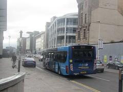 Stagecoach Western 27227 SK15HCJ Broomielaw, Glasgow on X19 (3) (1280x960) (dearingbuspix) Tags: stagecoach megabus megabuscom stagecoachwestscotland stagecoachwestern scottishcitylink citylink fastlink citylinkair sk15hcj 27227