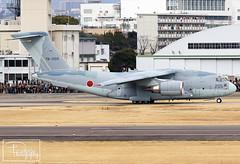 "Japan Air Self Defence Force ~ Kawasaki C-2 ""78-1205"" (*DavE - PhotographY*) Tags: japanairselfdefenceforce jasdf kawasakic2 kawasaki c2 781205 nkm rjna 005"
