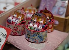 Bunnies in a Box (Kim Yokota) Tags: takayama japan 2017 nikond7000 nikonafsnikkor24mmf14ged japanesecrafts rabbit bunny bunnies boxes toys