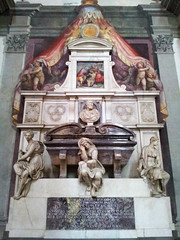 Tomb of Michelangelo Buonarroti in Florence, Italy  ~ Explore ~ (U A Satish) Tags: tombofmichelangelobuonarroti santacrocebasilica florence italy uasatish tomb explore