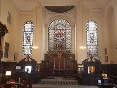 St Edmund, King and Martyr (sarflondondunc) Tags: stedmundschurch church stmichaelsalley cornhill stedmundkingandmartyr lombardstreet cityoflondon london