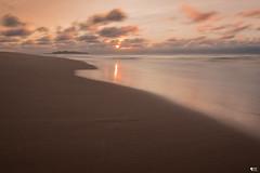 ''Vin rosée!'' Dune de Sandy hook (pascaleforest) Tags: nature passion nikon nisi sigma beach plage sunrise levédusloel sun soleil eau water mer sea sable cloud nuage sky ciel