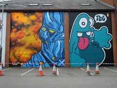 Cheltenham Paint Fest (DJLeekee) Tags: cheltenham paintfest 2018 williamscycles nol