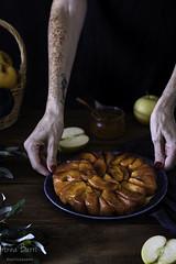 Tarta Tatin {Tarte Tatin} (Gastroadikta) Tags: michalak blog dulces hojaldre instagram manzana mermelada pastel postres tatin puff pastry tarte apple dessert