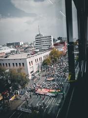 """""""La Ciudad que construimos y reconstruimos"""" (John Mera Photography) Tags: city ciudad mexico mexicocity cdmx travel architecture arquitectura marcha manifestation september 19 19s earthquake anniversary 2017 1985"""