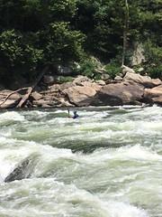 New River 2 (GAWV) Tags: newriver new river water falls rapids kayak kayaking rocks wv westvirginia trees fun