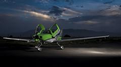 Bosses Plane (imaginethis42) Tags: cirrussr22t green black grey plane