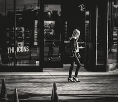 untitled--244 (Stevenchen912) Tags: streetphoto streetcandid streetscene streetfavorites streetphotographer street blackwhite bw composition contrast candid cadid geometry decisivemoment desicive women dark