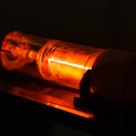Laser at MIPT laboratory