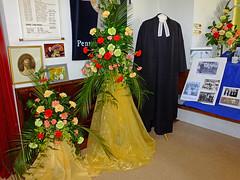Anniversary Corner (Cornishcarolin. Stupid busy!! xx) Tags: cornwall penryn johnwesleymethodistchapelpenryn methodists chapels flowerdisplays flowers nature