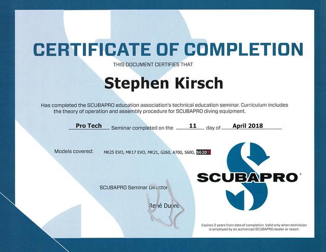 Scubapro Reg Service08282018_0010