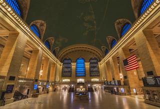 Estación Central-Nueva York