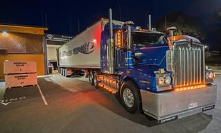Kenworth Tuna Truck
