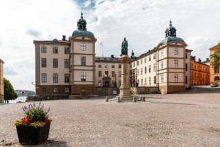 Spaziergang in Stockholm