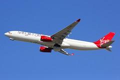 A330 G-VINE London Heathrow 13.09.18 (jonf45 - 4 million views -Thank you) Tags: a330 london heathrow airport egll lhr airliner civil aircraft jet plane flight aviation virgin atlantic airways airbus a330343e gvine